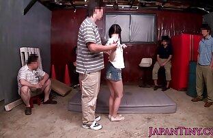 एशियाई, आकर्षक महिला, hुटिंग, भगशेफ, गिरिरहेको