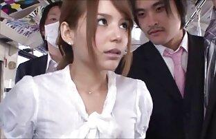 एमेच्योर एशियाई श्यामला कपाल कट्टर जापानी